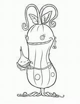 Pickle Coloring Template Getdrawings sketch template