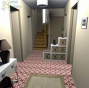 couleur tendance hall d entree maison design bahbecom With couleur tendance hall d entree