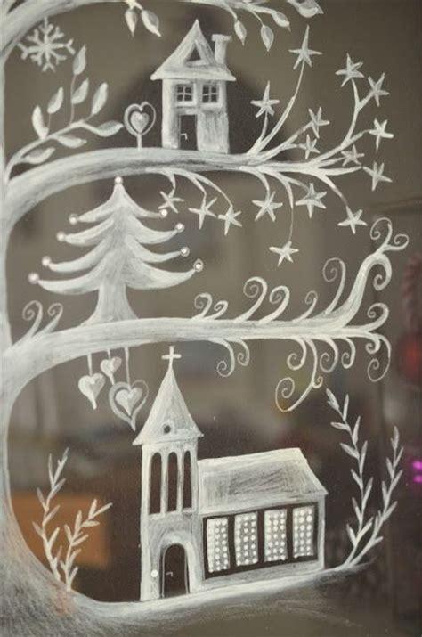 Weihnachtsdeko Fenster Bemalen by Die Besten 25 Fensterdeko Weihnachten Ideen Auf