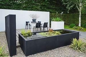 Terrasse Dekorieren Modern : terrasse puristisch gestalten so richten sie moderne eleganz ein ~ Fotosdekora.club Haus und Dekorationen