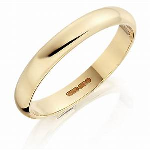 ladies39 plain wedding ring idc182 With plain wedding rings