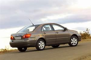 2003-2006 Toyota Corolla Photo Gallery