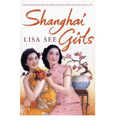 snow flower and the secret fan sparknotes the bookaholics book review shanghai girls by lisa see