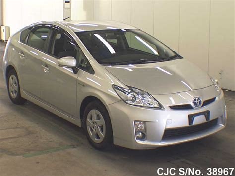 2010 Toyota Prius For Sale by 2010 Toyota Prius Hybrid Silver For Sale Stock No 38967