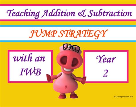 mathematics jump strategy year  stage  learning