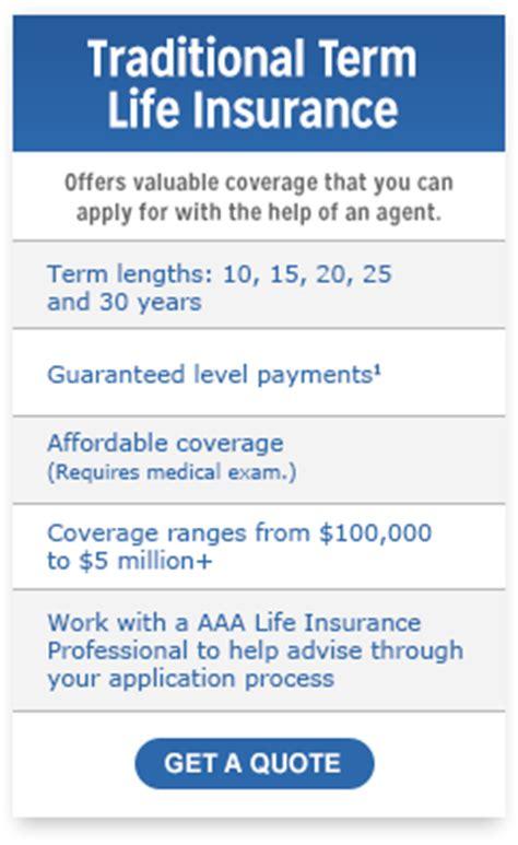 Term Insurance Quotes by Term Insurance Quotes Rates Term Insurance Aaa