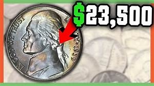 $23,000 RARE NICKEL TO LOOK FOR - RARE ERROR NICKELS WORTH ...