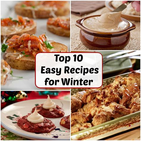 december s top 10 most popular easy recipes for winter