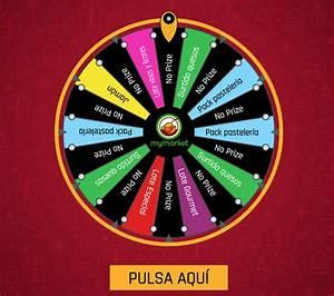 ruleta de sorteo virtual
