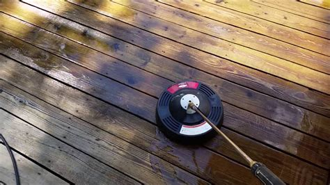 Best Way To Clean Deck Without Pressure Washer