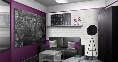 deco york chambre fille déco chambre fille york