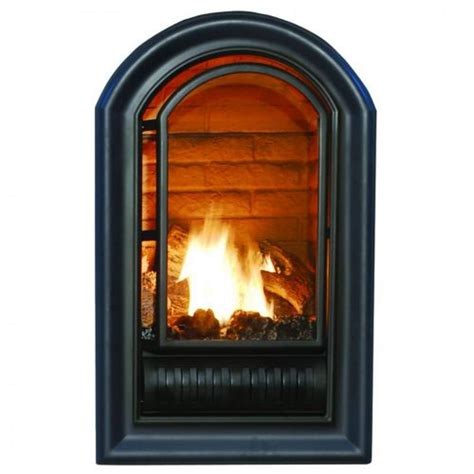 ventless liquid propane fireplace insert  btu