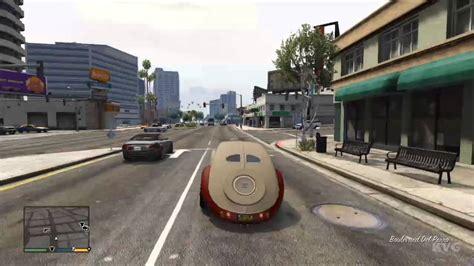 Bugatti Atlantic Tuning Car Driving