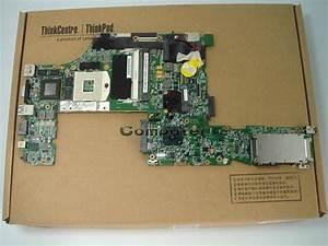 New  Orig Ibm Lenovo Thinkpad W520 Motherboard Q3 Quadro