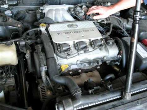 how does a cars engine work 2007 lexus gs transmission control 1996 lexus es300 engine testing 3 0l advantage auto parts youtube
