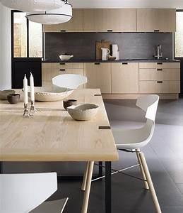 Cuisine Bois Clair : les cuisines en bois intemporelles et authentiques mobalpa ~ Melissatoandfro.com Idées de Décoration