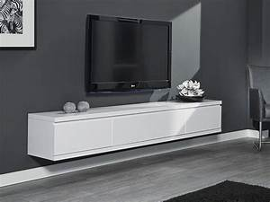 Lowboard Hängend Weiß : tv lowboard wei hochglanz h ngend haus ideen ~ Frokenaadalensverden.com Haus und Dekorationen