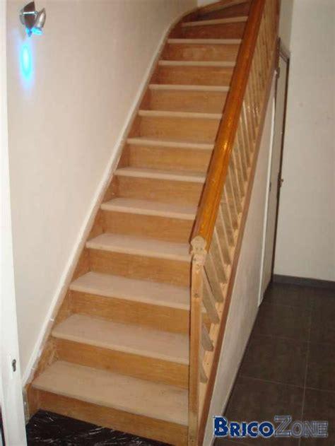 poncer un escalier