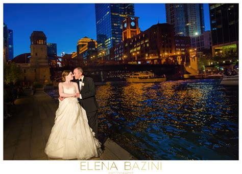 Chicago River Boat Wedding by River Roast Chicago Wedding Photography