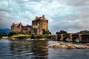 Eilean Donan Castle | Series 'Deserted places causing the ...