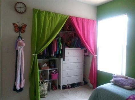 diy kids room ideas space saver closet