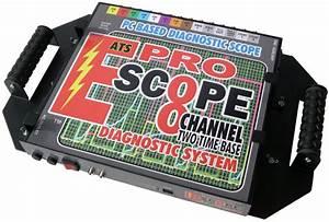 Ats Escope Pro-8 Channel Oscilloscope