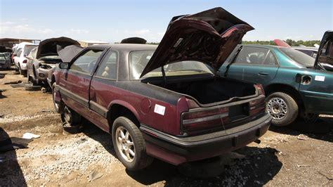 Buick Regal Gran Sport by 1992 Buick Regal Gran Sport Junkyard Find