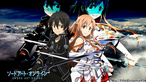Sword Art Online Desktop Wallpaper Wallpapersafari
