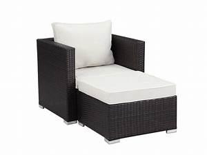 Fauteuil Relax Jardin : fauteuil relax de jardin en r sine tress e venus ~ Nature-et-papiers.com Idées de Décoration
