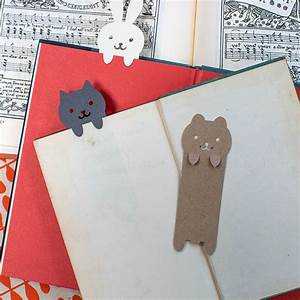 Marque Page En Papier : les 25 meilleures id es de la cat gorie marque page sur pinterest signets faits la main ~ Melissatoandfro.com Idées de Décoration