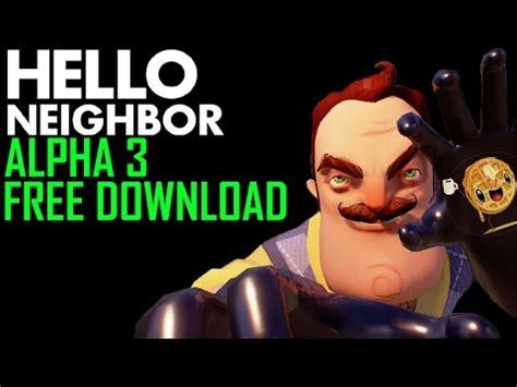 hello neighbor how to hello neighbor