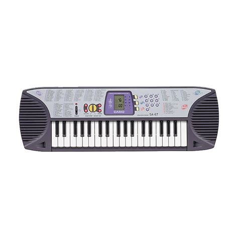 Casio Sa-67 37-key Mini Keyboard