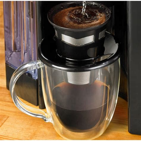 Get it as soon as mon, may 3. Java Concepts 1-Cup Reusable Pour-Over Coffee Maker | Wayfair