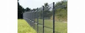 Grillage Rigide Gris Anthracite : panneaux pour cl ture rigide grillag e pour jardin ~ Dailycaller-alerts.com Idées de Décoration