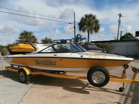 Malibu Sportster Lx 2002 For Sale For $1,000 Boatsfrom