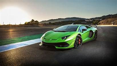 Lamborghini Aventador Svj Sports 4k Background Desktop