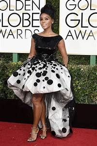 Janelle Monae39s Best Hair At The 2017 Golden Globes