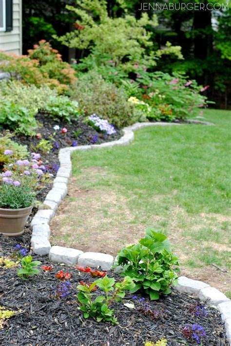 39202 flower bed borders hometalk the border for your beds defining a