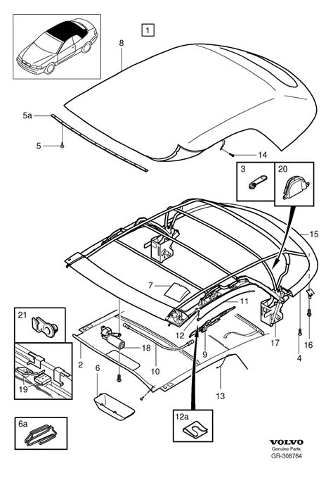 soft top   volvo  convertible   cylinder
