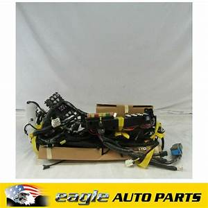 Holden Commodore Vy Wagon Sedan Front Main Body Wiring