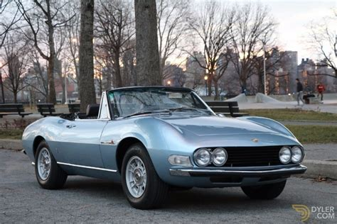 Fiat Dino Coupe For Sale by Classic 1972 Fiat Dino 2400 Spider For Sale Dyler