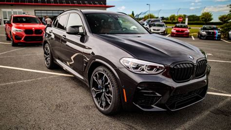 2020 bmw x3 m and x4 m competition first suvs evolved slashgear