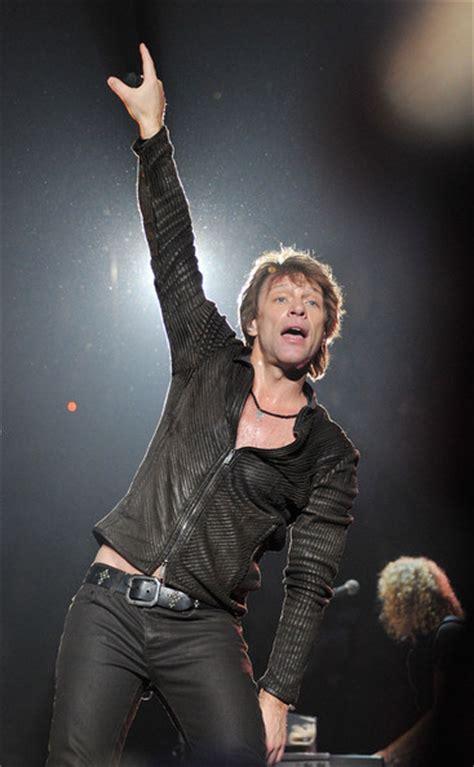 Jon Bon Jovi Concert Zimbio