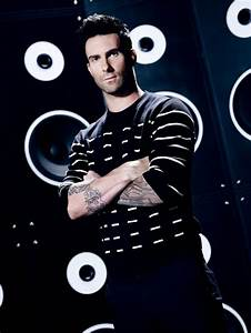 The Voice Behind The Scenes Adam Levine Biography My