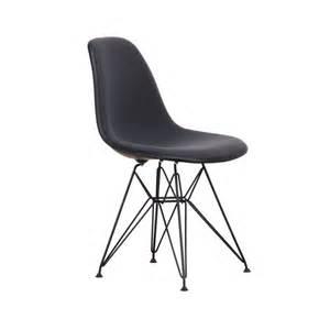 Chaise Eiffel Eames chaise eames eiffel noire palzon com