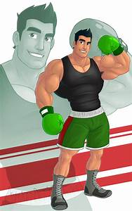 Little Mac by Know-Kname on DeviantArt
