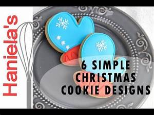 HOW TO DECORATE SIMPLE CHRISTMAS COOKIES DECORATING FOR
