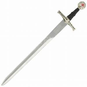 Mini Templar Sword - MG23 by Medieval Collectibles