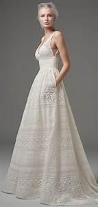 Boho Kleid Hochzeitsgast : brautkleider im boho stil der hei este trend f r ihre hochzeitsfeier hochzeit pinterest ~ Yasmunasinghe.com Haus und Dekorationen