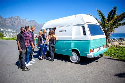 vanilla wedding ice cream truck dessert trucks cape town
